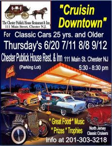 Cruisin Downtown @ Chester Publick House Rest. & Inn